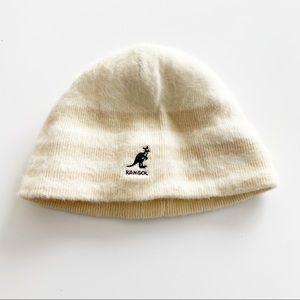 Kangol Fuzzy Wool Knit Beanie Toque